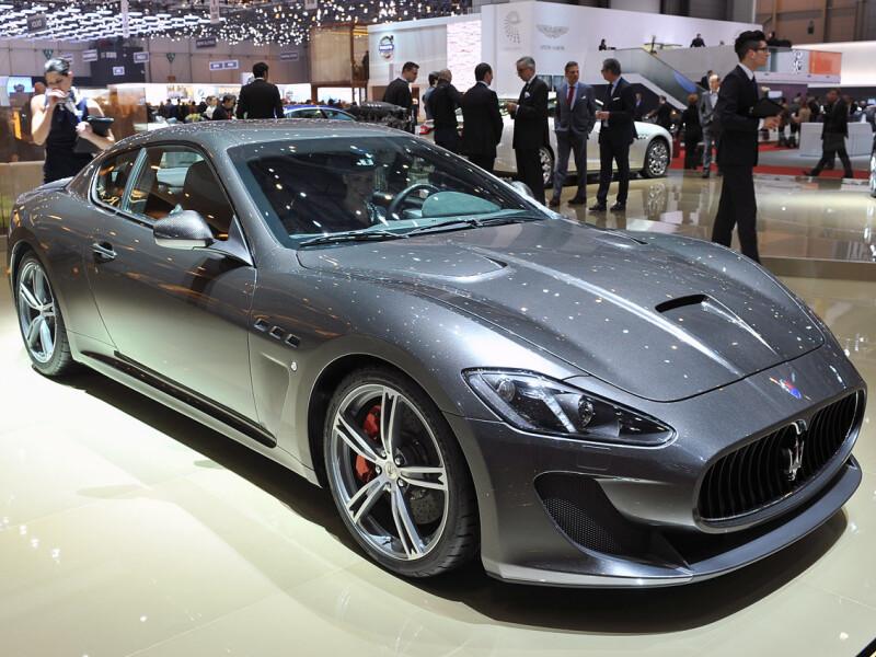 Maserati GranTurismo MC Stradale - 1
