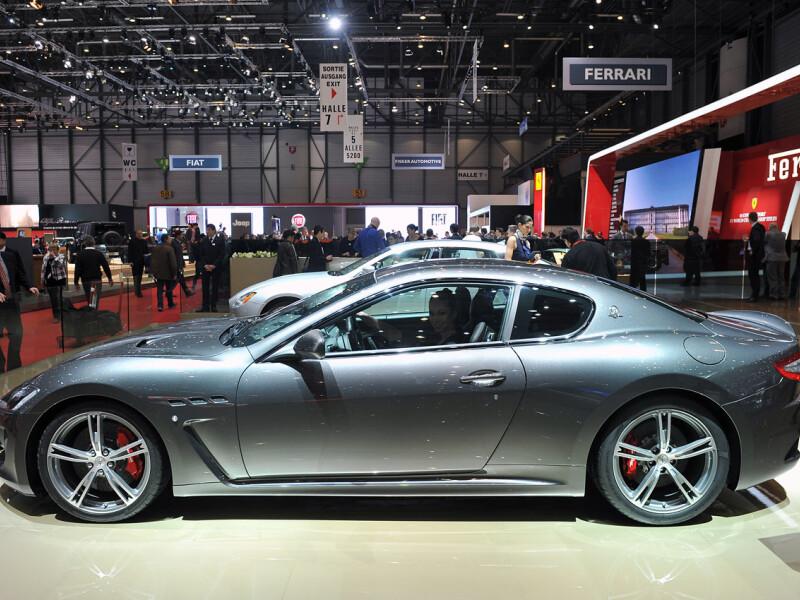 Maserati GranTurismo MC Stradale - 5