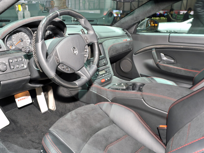 Maserati GranTurismo MC Stradale - 11