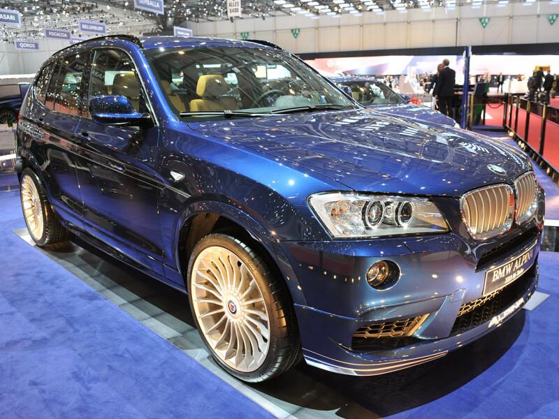 BMW tuning Geneva - 2