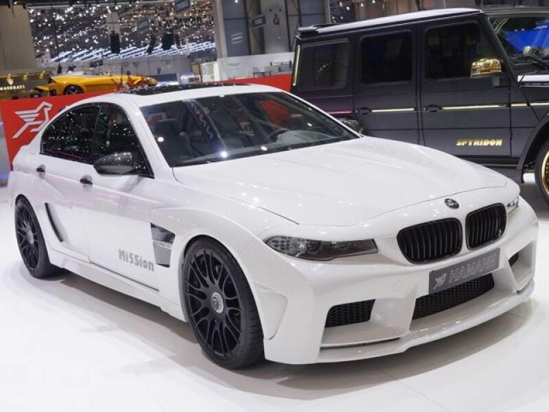 BMW tuning Geneva - 3