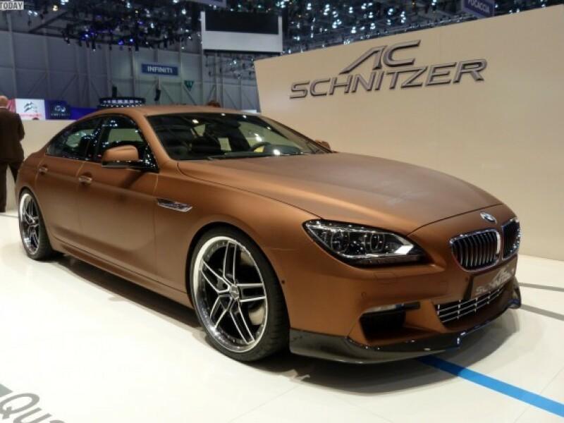 BMW tuning Geneva - 5