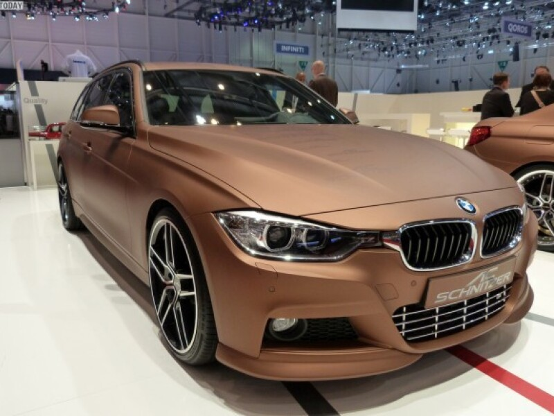 BMW tuning Geneva - 6