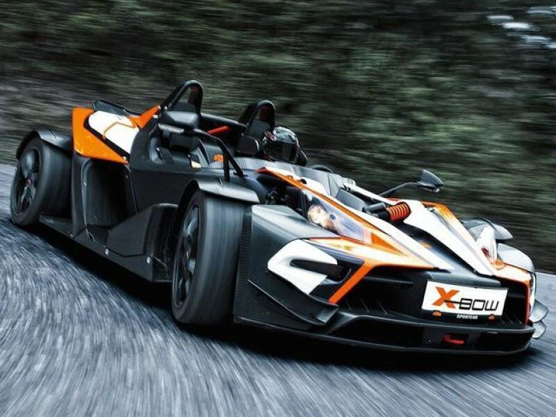 KTM X-Bow GT - 2