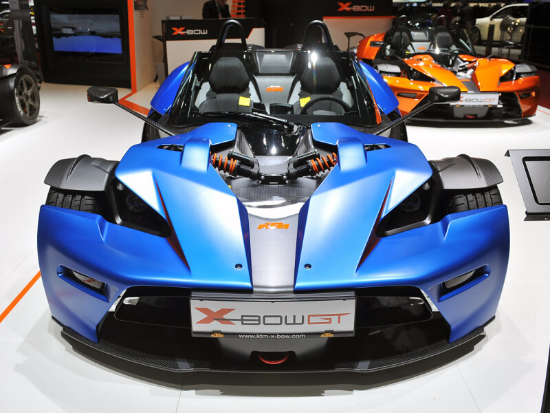 KTM X-Bow GT - 9