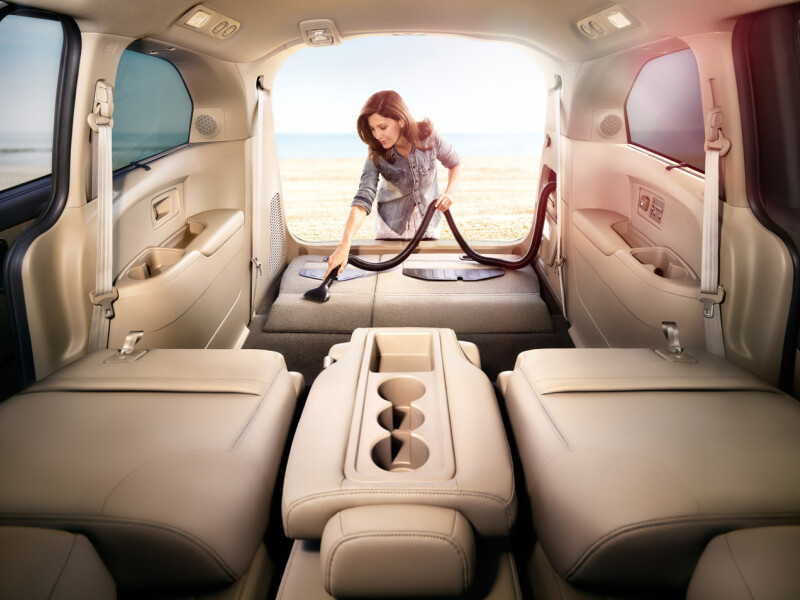 Honda Odyssey - 12