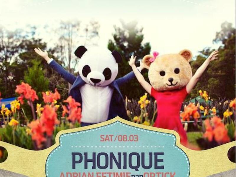 Teddy Bear - Phonique - Palatul Ghika