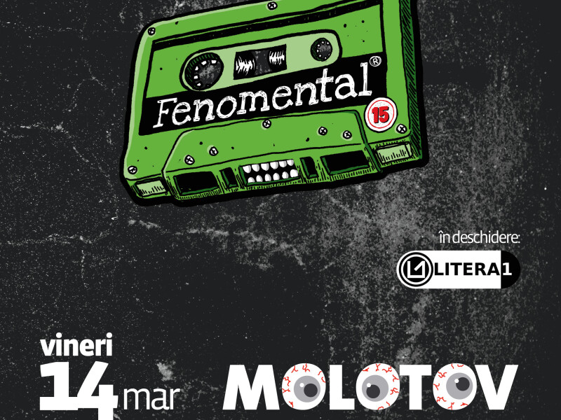 Vita de Vie: Fenomental Tour - Bucuresti - Molotov