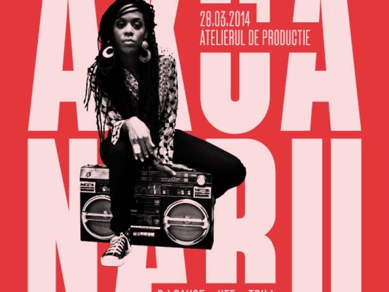 The Fresh - Akua Naru, DJ Sauce, Ufe, Tru L - Atelierul de Productie