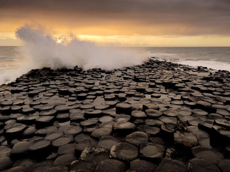 Giant's Causeway,