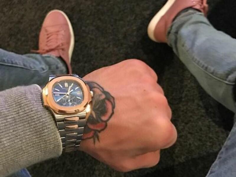 Ultima aroganta a lui McGregor! Cat poate sa coste acest ceas pe care si l-a facut cadou: