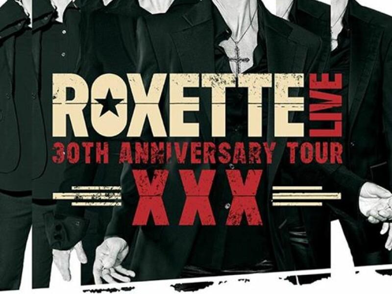 Roxette - 30th Anniversary Tour - Arenele Romane