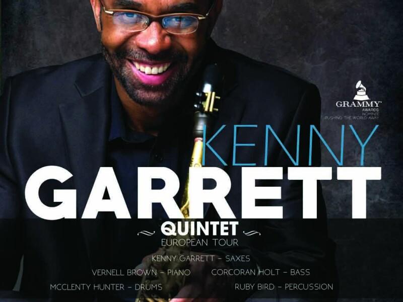 Kenny Garrett - Sala Radio