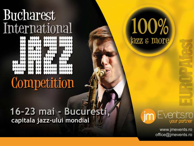 EUROPAfest – Bucharest International Jazz Competition - Teatrul Odeon