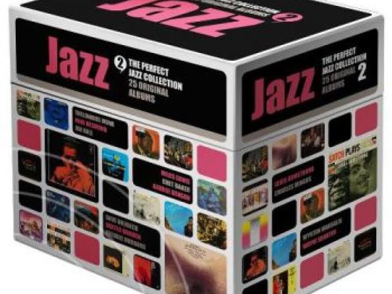 Various Artists-Perfect Jazz Collection 2-25CD