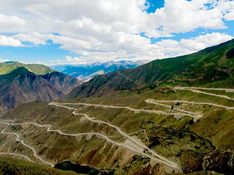 Sichuan - Tibet