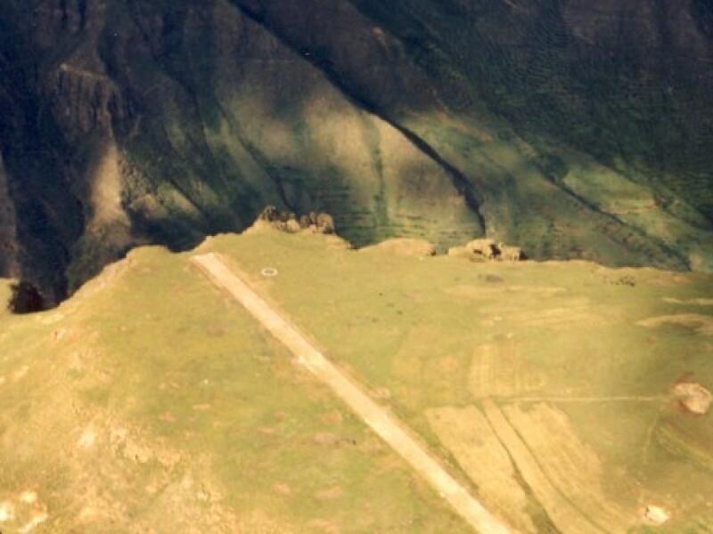 Pista Matekane, din Lesotho