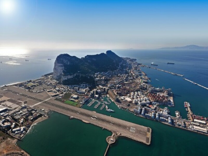 Aeroportul Internaţional din Gibraltar