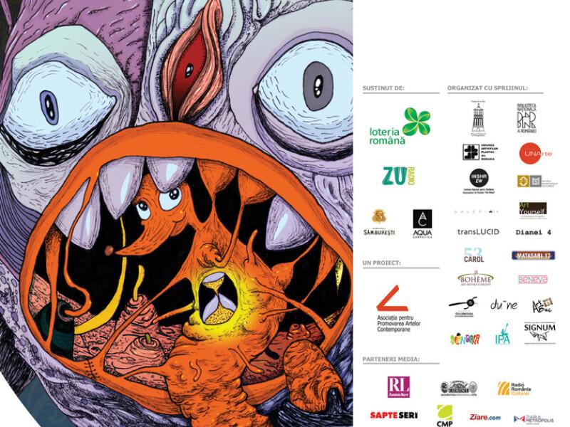 Bucharest Art Week 2014