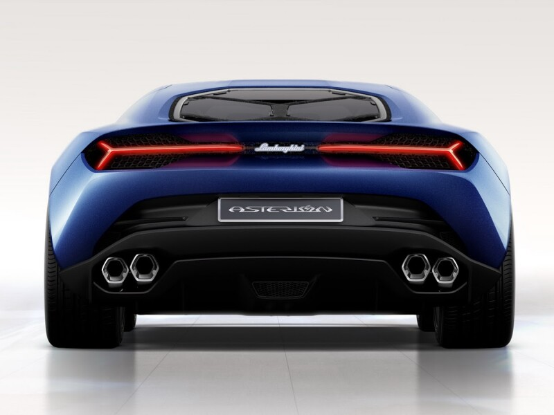 Salonul Auto Paris 2014, Lamborghini Asterion,