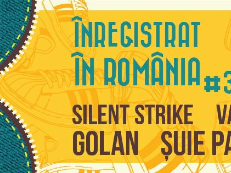 Inregistrat In Romania #3 - Colectiv