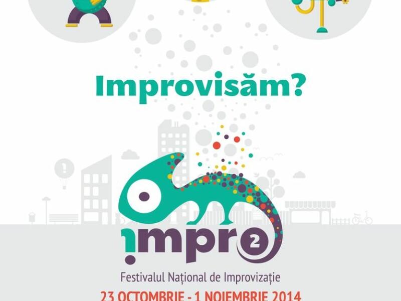 !MPRO - Festivalul National de Teatru de Improvizatie 2014