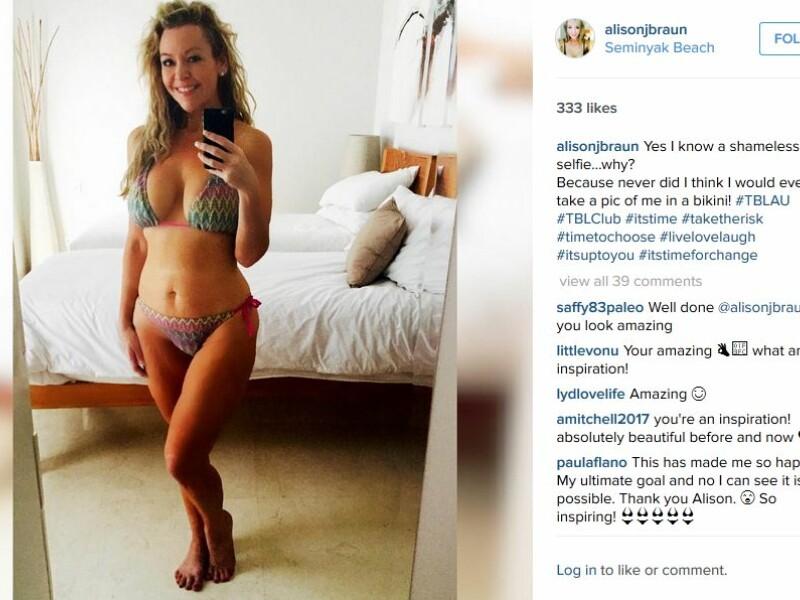 Cum arata aceasta femeie dupa ce a slabit peste 60 de kilograme