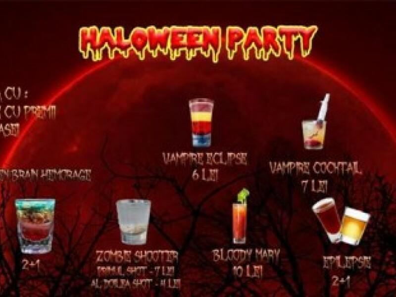 Halloween-ul vine cu party-uri si distractie! Ce facem in weekend