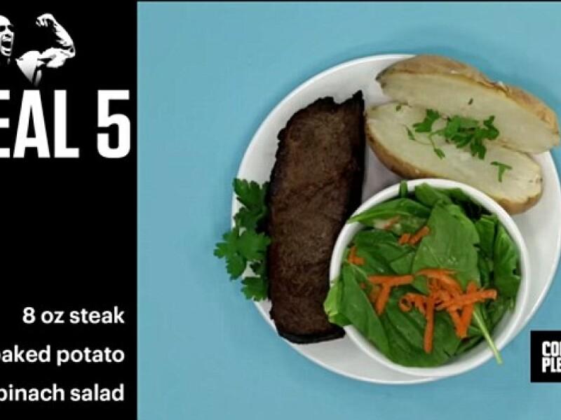 Dieta lui The Rock in imagini. Cum sa mananci ca actorul din Fast  Furious