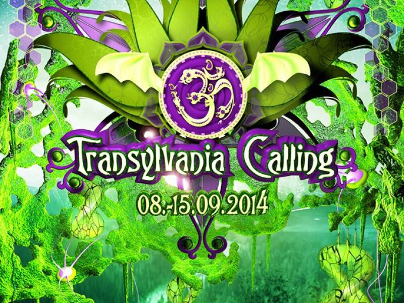 Transylvania Calling 2014 - Gathering of the Tribes - Rasnov