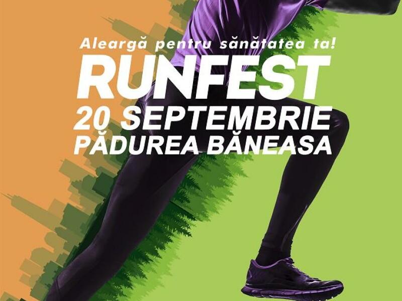Runfest 2014 - Padurea Baneasa
