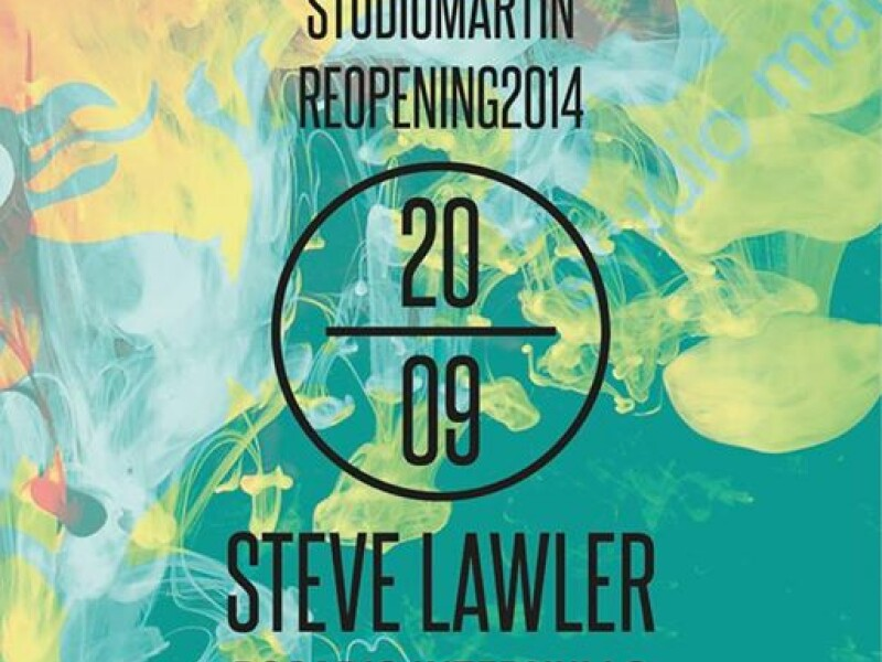 Studio Martin Reopening Party - Steve Lawler, Rosario Internullo  Victor Stancov - Studio Martin