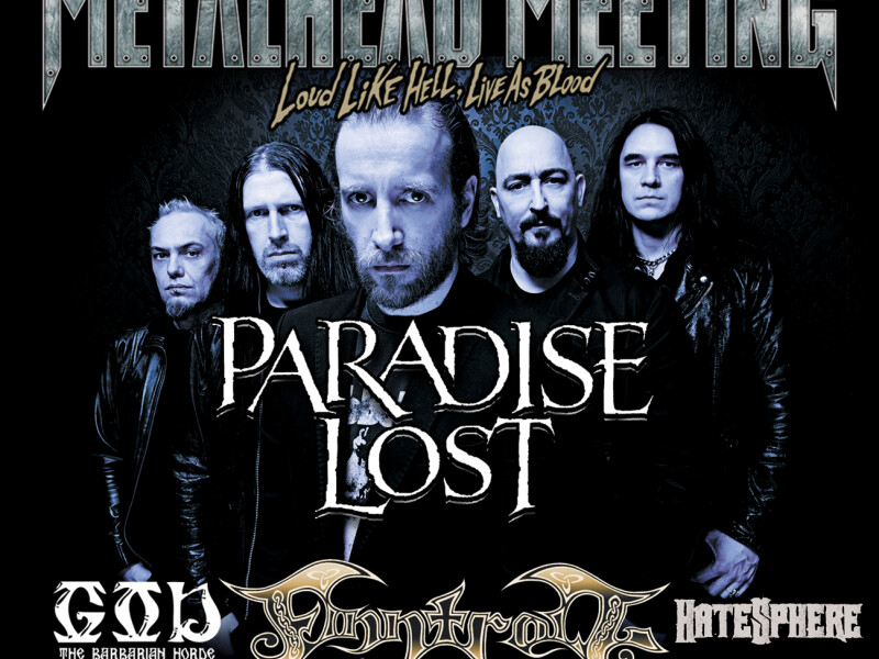 Metalhead Meeting 2014 bis - Arenele Romane