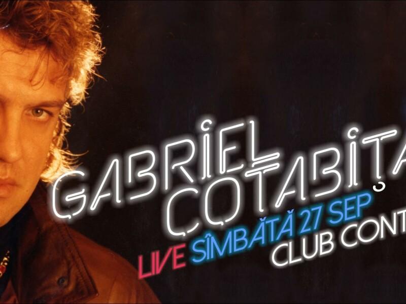 Discoteca 6 - Gabriel Cotabita - Control