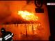 Incendiu violent la un restaurant din județul Brașov