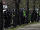 Gest impresionat al forțelor de ordine la Buzău. Cum și-au arătat respectul față de medici