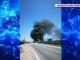 Două bancomate pline cu bani au ars într-un incendiu, la o fabrică din Bihor