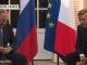 Întâlnire Macron – Putin. Cum s-au înțepat cei doi în timpul discuțiilor aparent cordiale