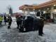accident in benzinarie
