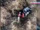 Un bărbat a supraviețuit în mod miraculous după ce a căzut 40 de metri de pe un viaduct pe malul Dunării