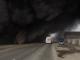 Incendiu în Buzău