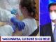 Andrei Baciu, vaccinare