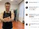 Președintele Ucrainei, Vladimir Zelensky, a postat un selfie din sala de forță de ziua lui. Ce mesaj a transmis