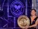 Jucătoarea Simona Halep, alături de Novak Djocovici la Balul Campionilor de la Wimbledon