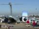salonul aeronautic deschis la Le Bourget