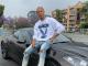 Deținutul-model Jeremy Meeks și-a distrus mașina de lux. O avea de câteva săptămâni