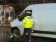 Razie amplă în București. Zece șoferi au rămas fără permis de conducere și un tânăr a fost prins drogat