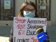 """De 8 Martie, femeile din Cluj au atras atenția asupra problemelor pe care le-au adus pandemie. """"E vorba de drepturi"""""""