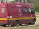 Impact violent între un microbuz şi o autoutilitară, în Mureș