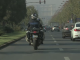 politist pe motocicleta